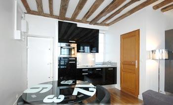apartment Marais Poitou